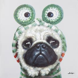 KARE Design Touched Frog Dog Bild