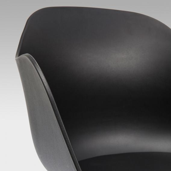 KARE Design Brentwood Stuhl mit Armlehnen