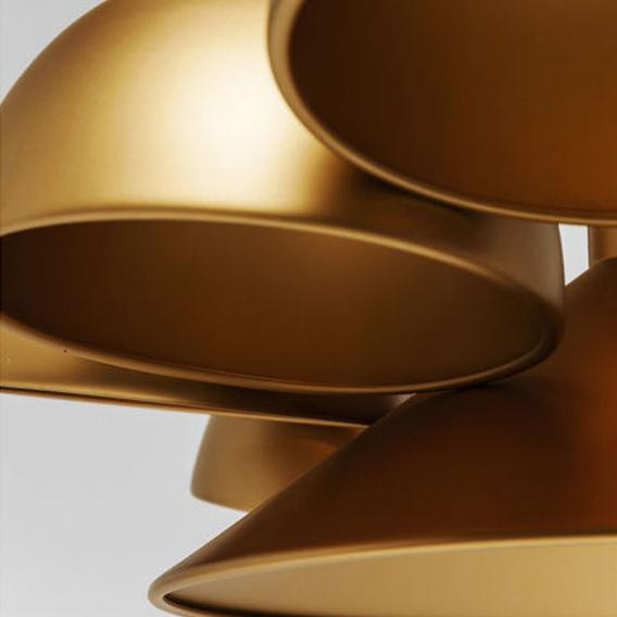 KARE Design Cappello 10 Pendellleuchte