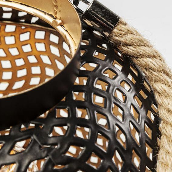 KARE Design Chain Round Bodenleuchte
