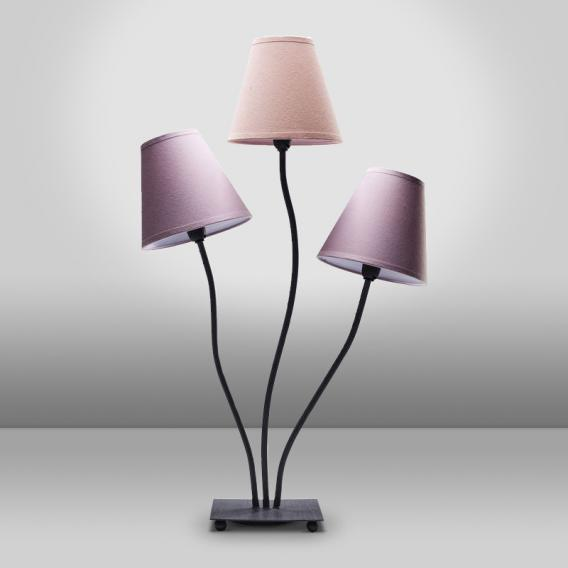 KARE Design Flexible Berry Tre Tischleuchte