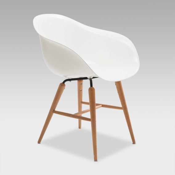 KARE Design Forum Stuhl mit Armlehnen