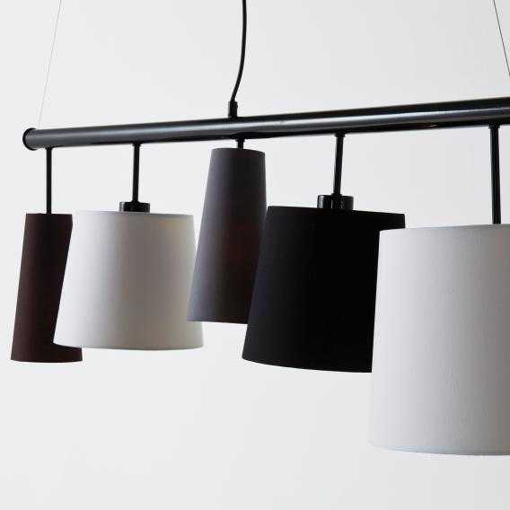 KARE Design Parecchi Black Pendelleuchte 5-flammig