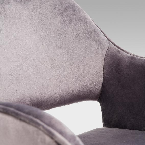 KARE Design San Francisco Stuhl mit Armlehnen