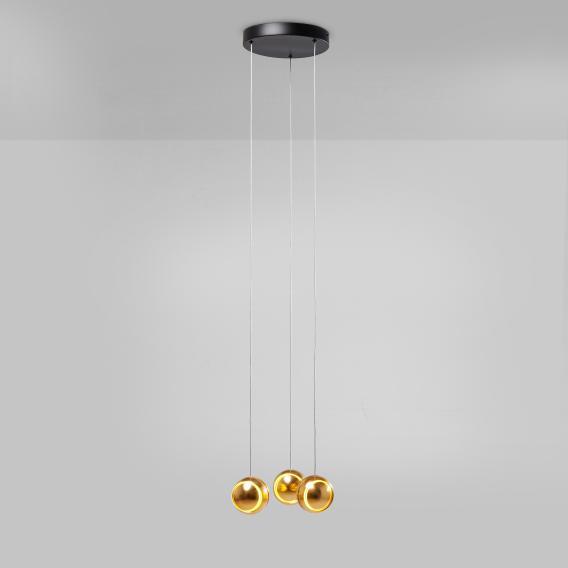KARE Design Spool Spiral LED Pendelleuchte