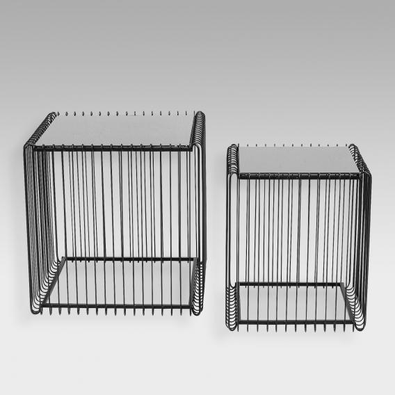 KARE Design Wire Beistelltisch 2er Set