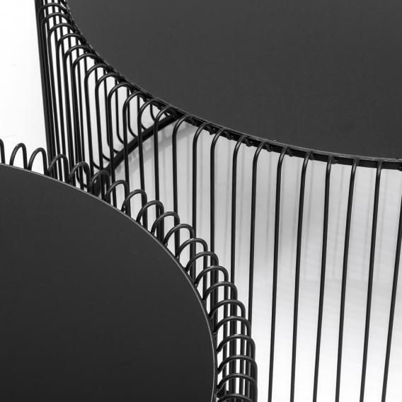 KARE Design Wire Couchtisch 2-er Set