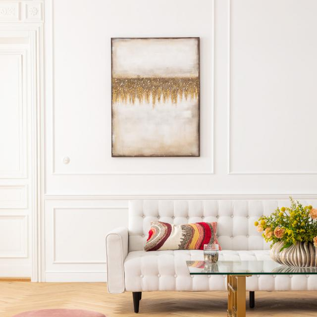 KARE Design Abstract Fields Bild