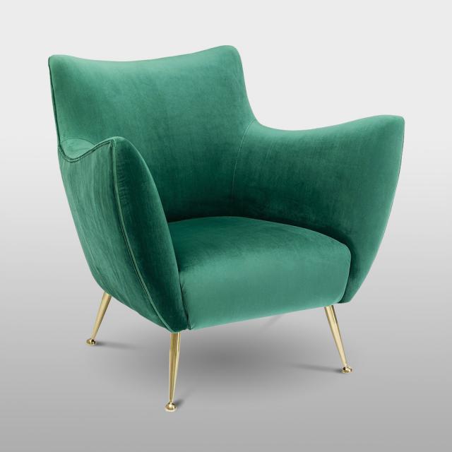 KARE Design Goldfinger Sessel