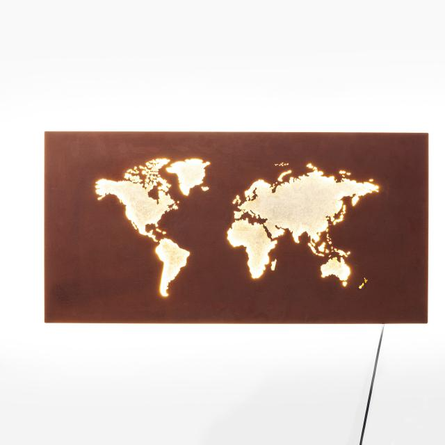KARE Design Map LED Wandleuchte
