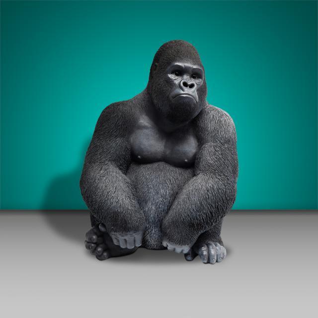 KARE Design  Monkey Gorilla Figur Medium