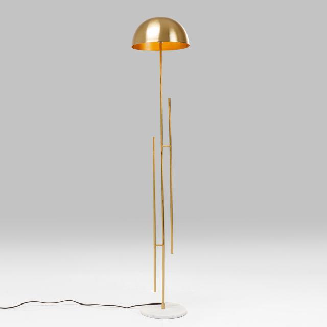 KARE Design Solo Brass Stehleuchte
