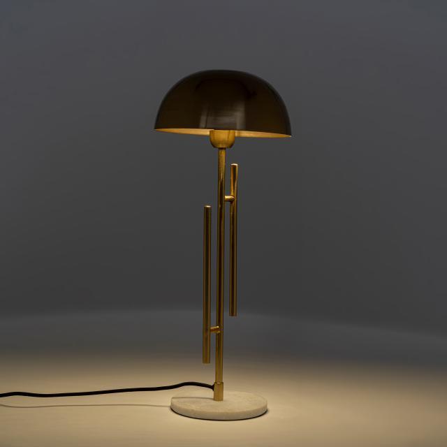 KARE Design Solo Brass Tischleuchte