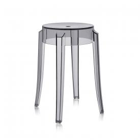 Kartell Charles Ghost Hocker