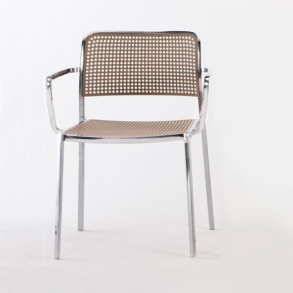 kartell 586503 stuhl masters wei smash. Black Bedroom Furniture Sets. Home Design Ideas