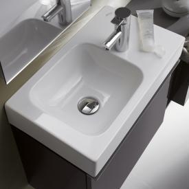 Geberit iCon Handwaschbecken weiß, mit KeraTect