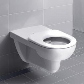 Geberit Renova Comfort Wand-Tiefspül-WC, spülrandlos weiß, mit KeraTect