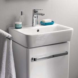Geberit Renova Compact Handwaschbecken weiß