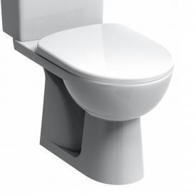 Geberit Renova Stand-Tiefspül-WC für Kombination, Abgang senkrecht weiß