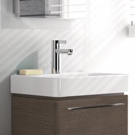 Geberit Smyle Handwaschbecken weiß mit KeraTect