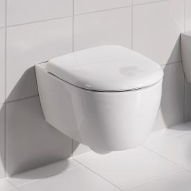 Keramag 4U Wand-Tiefspül-WC ohne Spülrand weiß