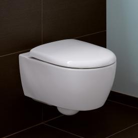Keramag 4U Wand-Tiefspül-WC compact weiß mit KeraTect