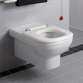 Keramag Renova Nr. 1 Comfort Flachspülwand-WC L: 70 B: 39,5 cm weiß
