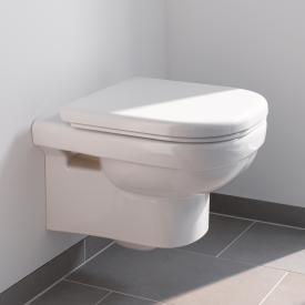 Keramag Renova Nr. 1 Comfort Tiefspül-WC, 6 l, Wandhängend L: 55 B: 39,5 cm weiß