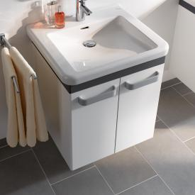 Keramag Renova Nr. 1 Comfort Waschtischunterschrank Zierleiste graphit matt