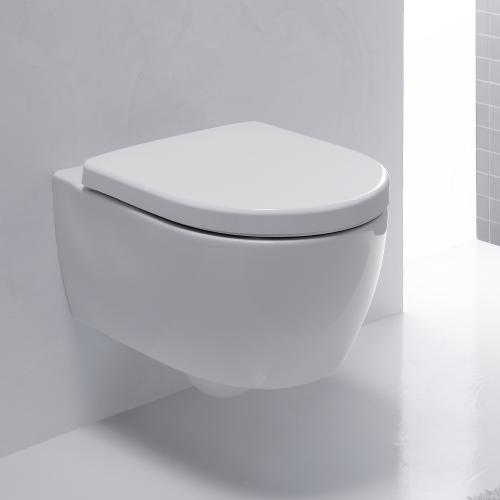 keramag icon xs tiefsp l wc kurz 6 l wandh ngend l 49 b 35 5 cm wei 204030000 reuter. Black Bedroom Furniture Sets. Home Design Ideas