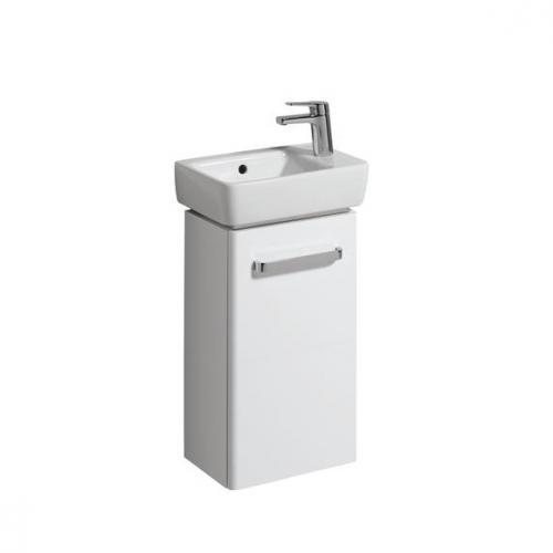 keramag renova nr 1 comprimo handwaschbecken mit ablage wei 276140000 reuter. Black Bedroom Furniture Sets. Home Design Ideas