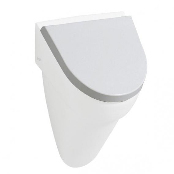 Geberit Flow Urinal-Deckel weiß mit Absenkautomatik soft-close
