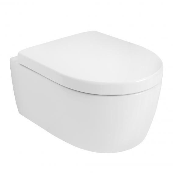 Geberit iCon WC-Sitz mit Deckel mit Absenkautomatik soft-close