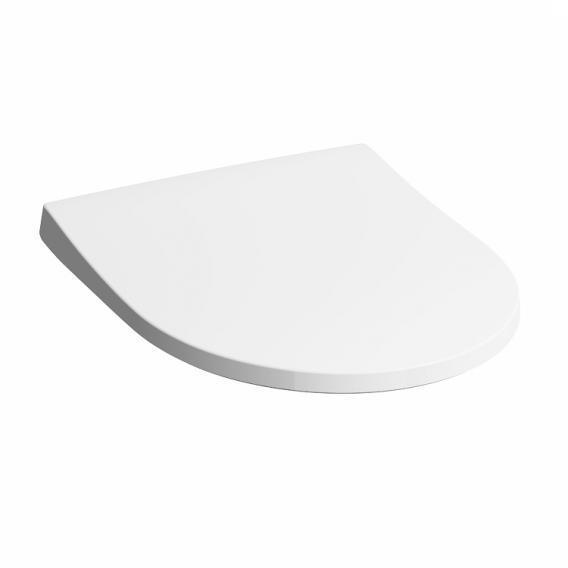 Geberit iCon WC-Sitz Slim mit Deckel, Wrap over, antibakteriell Mit Absenkautomatik soft-close
