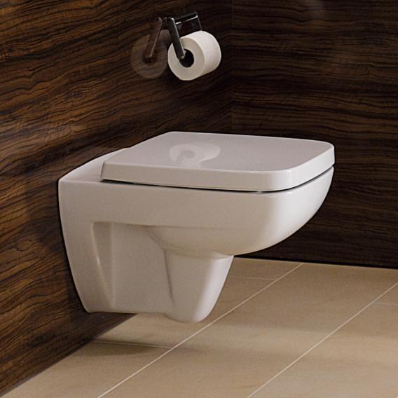 Geberit Renova Compact  Wand-Tiefspül-WC, Ausführung kurz weiß