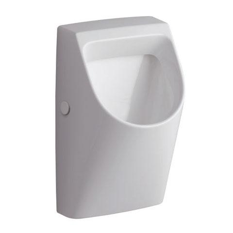 Geberit Renova Plan Urinal weiß mit KeraTect