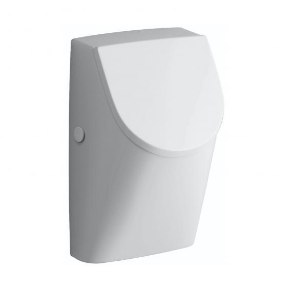 Geberit Renova Plan Urinal mit Deckel weiß mit KeraTect