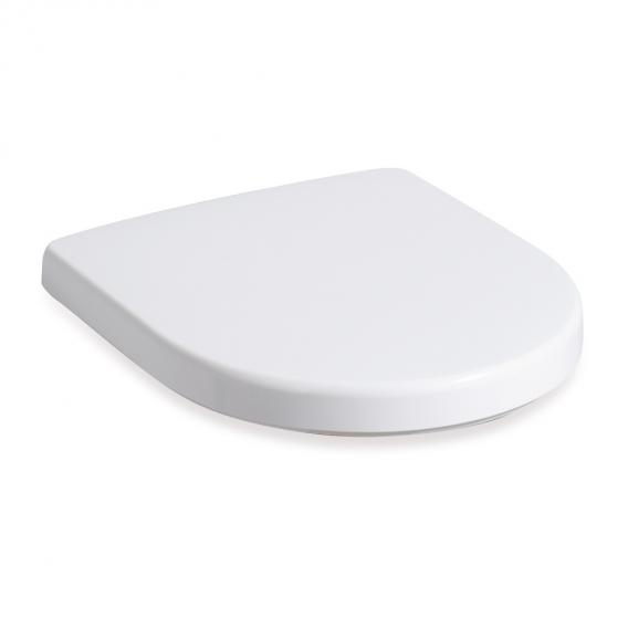 Geberit Renova Plan WC-Sitz mit Deckel weiß mit Absenkautomatik soft-close