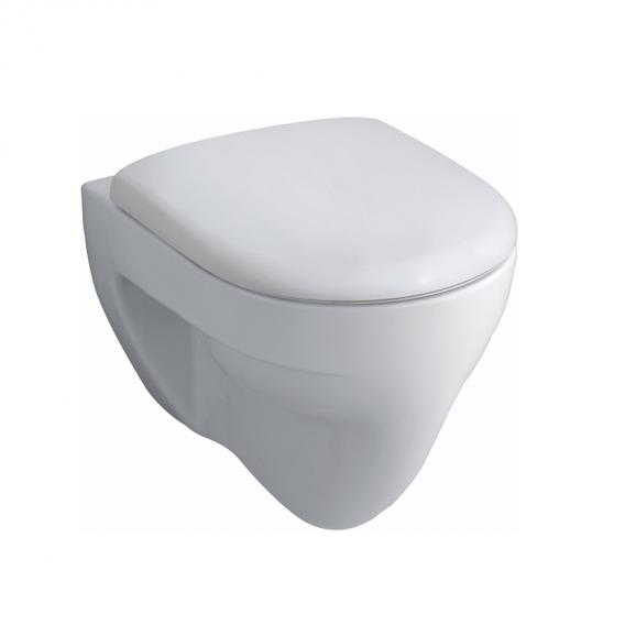 Geberit Renova Wand-Flachspül-WC weiß, mit KeraTect