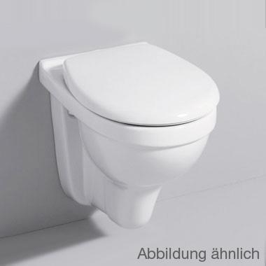 Geberit Renova Wand-Tiefspül-WC weiß, mit KeraTect