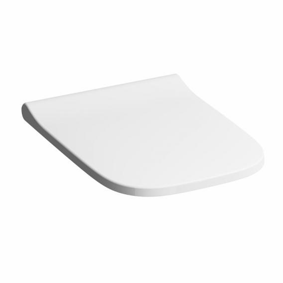 Geberit Smyle WC-Sitz Slim mit Deckel, Wrap over, antibakteriell Mit Absenkautomatik soft-close