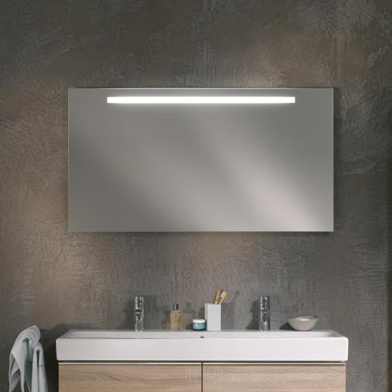 Keramag option spiegel mit led beleuchtung 800420000 reuter - Spiegel mit led beleuchtung ...