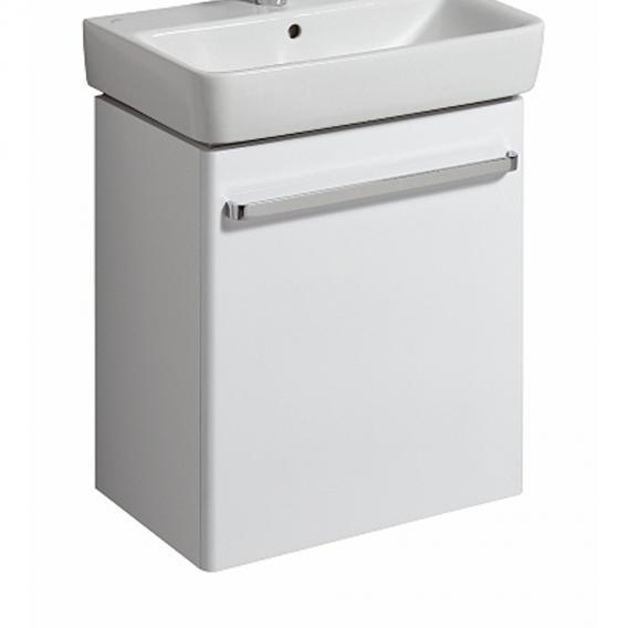 keramag renova nr 1 comprimo waschtischunterschrank front wei hochglanz korpus wei matt. Black Bedroom Furniture Sets. Home Design Ideas