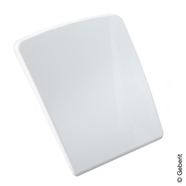 Geberit Pareo Urinal-Deckel weiß