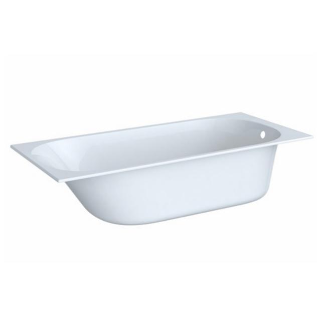 Geberit Soana Rechteck-Badewanne, Einbau