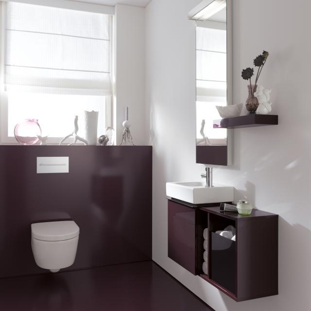 Gäste-WC » Tolle Ideen zur Gestaltung der Gästetoilette » REUTER | {Waschtischunterschrank modern 70}