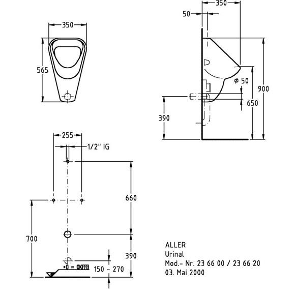 keramag urinal aller eckventil waschmaschine. Black Bedroom Furniture Sets. Home Design Ideas