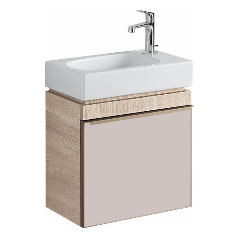 keramag citterio handwaschbecken unterschrank front taupe korpus naturbeige 835145000 reuter. Black Bedroom Furniture Sets. Home Design Ideas