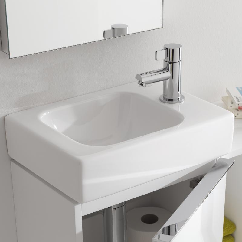 keramag icon handwaschbecken dk86 hitoiro. Black Bedroom Furniture Sets. Home Design Ideas