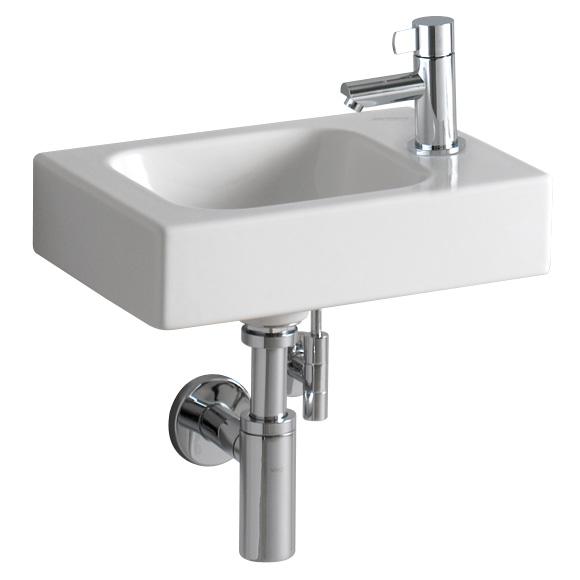 Neu Keramag iCon Handwaschbecken weiß - 124736000 | REUTER KU95